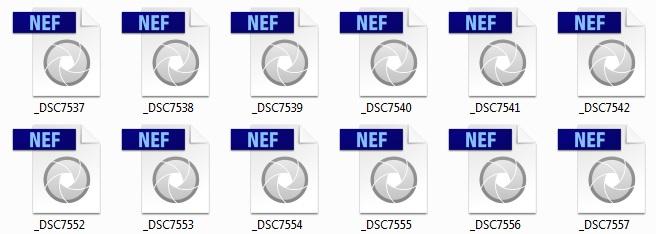 """Jeśli wybieramy w aparacie format zapisu RAW, to pliki pojawiające się na karcie pamięci nie są jeszcze właściwie zdjęciami. Są to """"surowe"""" (stąd nazwa) dane zebrane z matrycy, przetworzone tylko do postaci cyfrowej i zaopatrzone w """"notatkę"""" dotyczącą ustawień aparatu w momencie naciskania spustu migawki."""