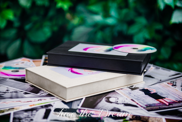 Pudełko Basic 15×23 cm (dostępne kolory: kremowe/czarne, wykonane z papieru): 30 zł